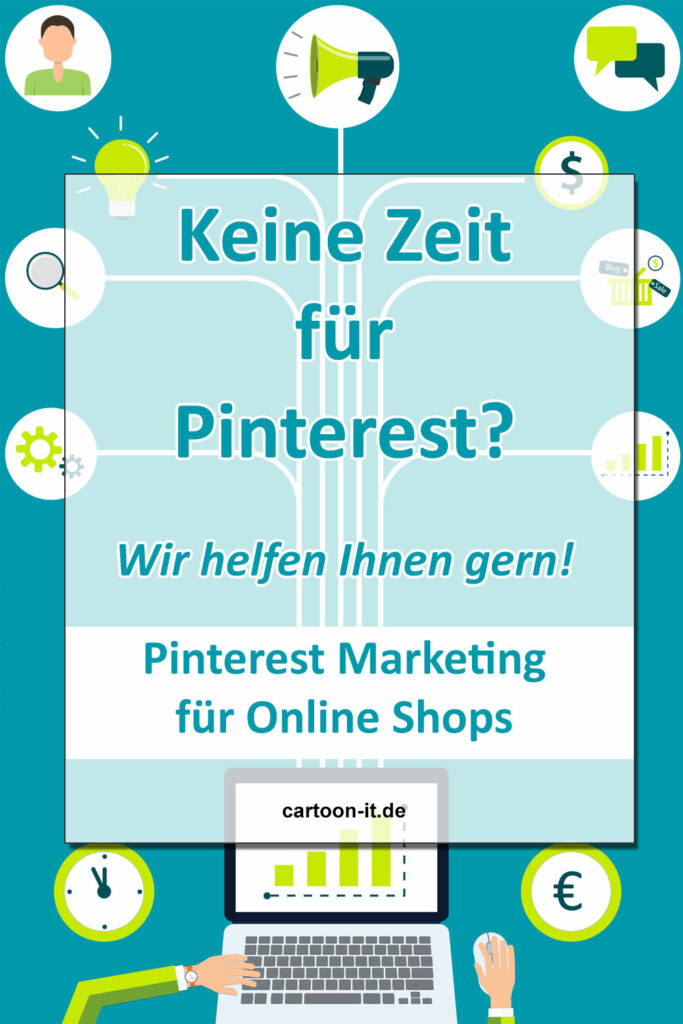 Pinterest Marketing für Online Shops